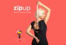 Im Nu ist der Reißverschluss am Rücken zu: Neuer Kleiderbutler zipUP