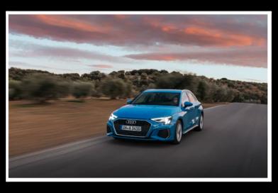 Neuer Audi A3 kommt auch als Erdgas-Variante