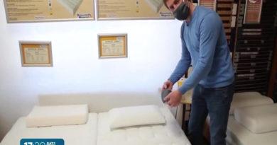Corona-Pandemie: Matratzenhersteller produziert jetzt Schutzmasken