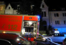 Gebäudebrand im vorderen Westen – Haus vorerst nicht mehr bewohnbar