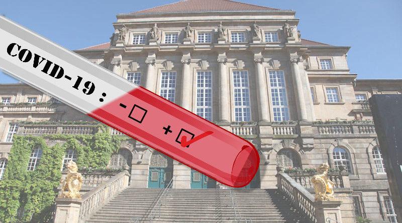 Gesundheitsamt informiert über positive Testergebnisse, sobald sie vorliegen
