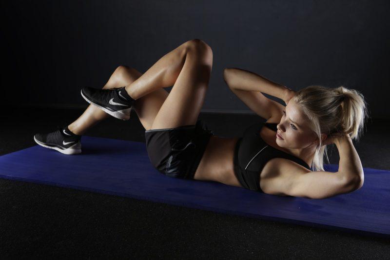 Fit durch die Corona Krise kommen mit Fitness Übungen für Zuhause