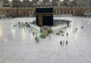 Coronavirus: Pilgerstätte in Mekka für Desinfektion geräumt
