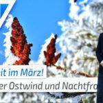 Eiszeit in Deutschland! Der Märzwinter hat uns fest im Griff!