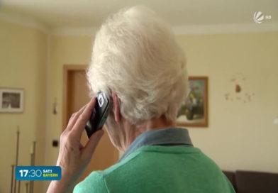Senioren werden mit Corona-Masche ausgetrickst