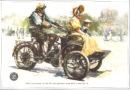 Weniger bekannte Modelle aus 125 Jahren SKODA AUTO: das LW-Dreirad von Laurin & Klement