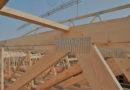 Dachtragwerke: Maßgenau vorgefertigt und kurzfristig lieferbar