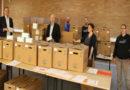 Rund 22.000 OP-Masken an Alten- und Pflegeheime sowie Pflegedienste kommen ab sofort in die Verteilung