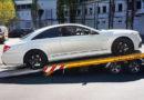 """Polizei begegnet """"Saisonstart"""" der Raser und Autoposer mit Kontrollen: Mercedes sichergestellt und mehrere Fahrverbote"""
