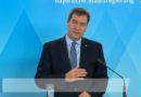 """Markus Söder warnt vor """"italienischen Verhältnissen"""" und mahnt: """"Es kann nicht an alles und jeden Geld verteilt werden"""""""