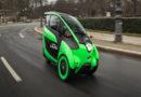 Toyota i-Road rollt über deutsche Straßen