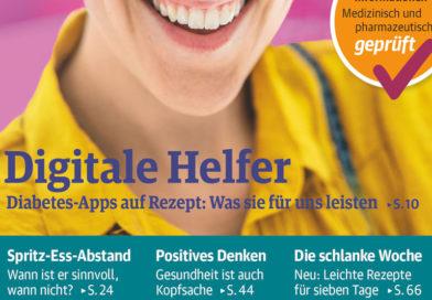 Digitale Diabetes-Helfer: Die richtigen Gesundheits-Apps finden
