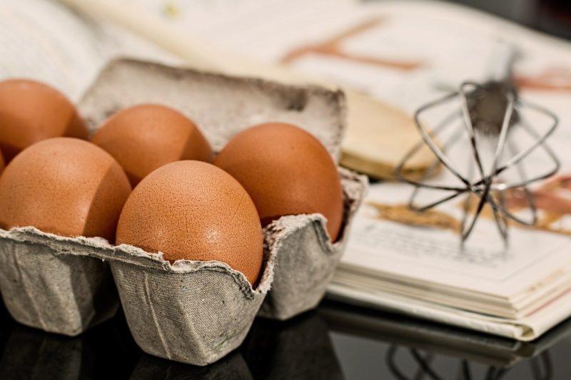 Nicht das Gelbe vom Ei