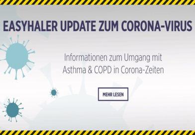 Praktische Video-Tipps von Lungenfacharzt Dr. Hewelt zu Corona-Fragen