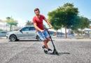 SKODA Scooter bietet nachhaltige Mobilität für die letzte Meile