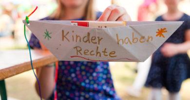 """Weltspieltag am 28. Mai: """"Raus in die Natur!"""""""