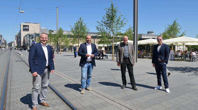Modernisierung der Königsstraße abgeschlossen