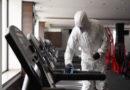 Wie sicher ist es nach dem COVID-19 Lockdown ins Fitnessstudio zu gehen?