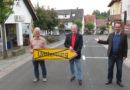 Sanierung der Hauptstraße bereits beendet