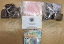 2,2 Kilogramm Haschisch, Ecstasy und mutmaßliches Drogengeld bei Wohnungsdurchsuchung beschlagnahmt