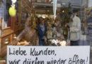 """Wie geht das? Kaufhäuser wie das """"Kadewe"""" dürfen vollständig öffnen"""