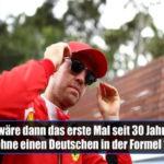 Nach Ferrari-Aus! Diese Optionen hat Vettel jetzt