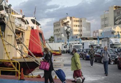 Covid-19: Griechen erobern Inseln und Tavernen zurück