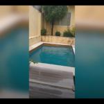 Erdbeben in Mexiko: Swimmingpools geraten in Schwingung
