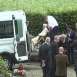 Papst Benedikt besucht Grab seiner Eltern und Schwester