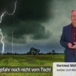 Wie wird das Wetter heute?