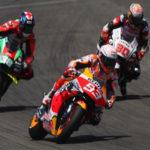 Motorrad-WM: Sturz überschattet 1. MotoGP-Rennen der Saison