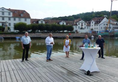 Fördermittel für noch effektvolleres Bad Karlshafen bewilligt