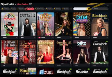 Zamedia ist der König der Casino Boni in Deutschland