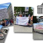 Covid-19: Corona-Großdemo in Berlin – und Lügen haben kurze Beine