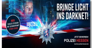 """""""Moderne Software-Lösungen für eine smarte Polizei"""""""