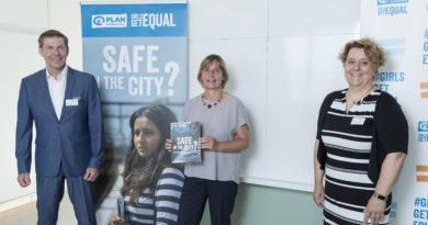 Frauen erleben in ihren Städten Angst, Belästigung und Gewalt