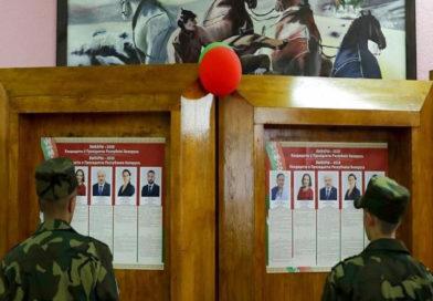 Präsidentenwahl in Weißrussland: Bleibt alles beim Alten?
