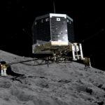 ESA – Philaes zweiter Aufsetzpunkt an totenkopfförmigem Kamm entdeckt